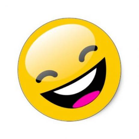 Laughing emoticons | Laugh it up with these laughing smileys