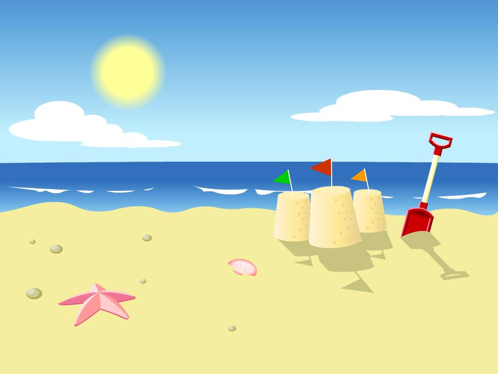Beach Background Clipart Beach Clipart Beach Cartoon