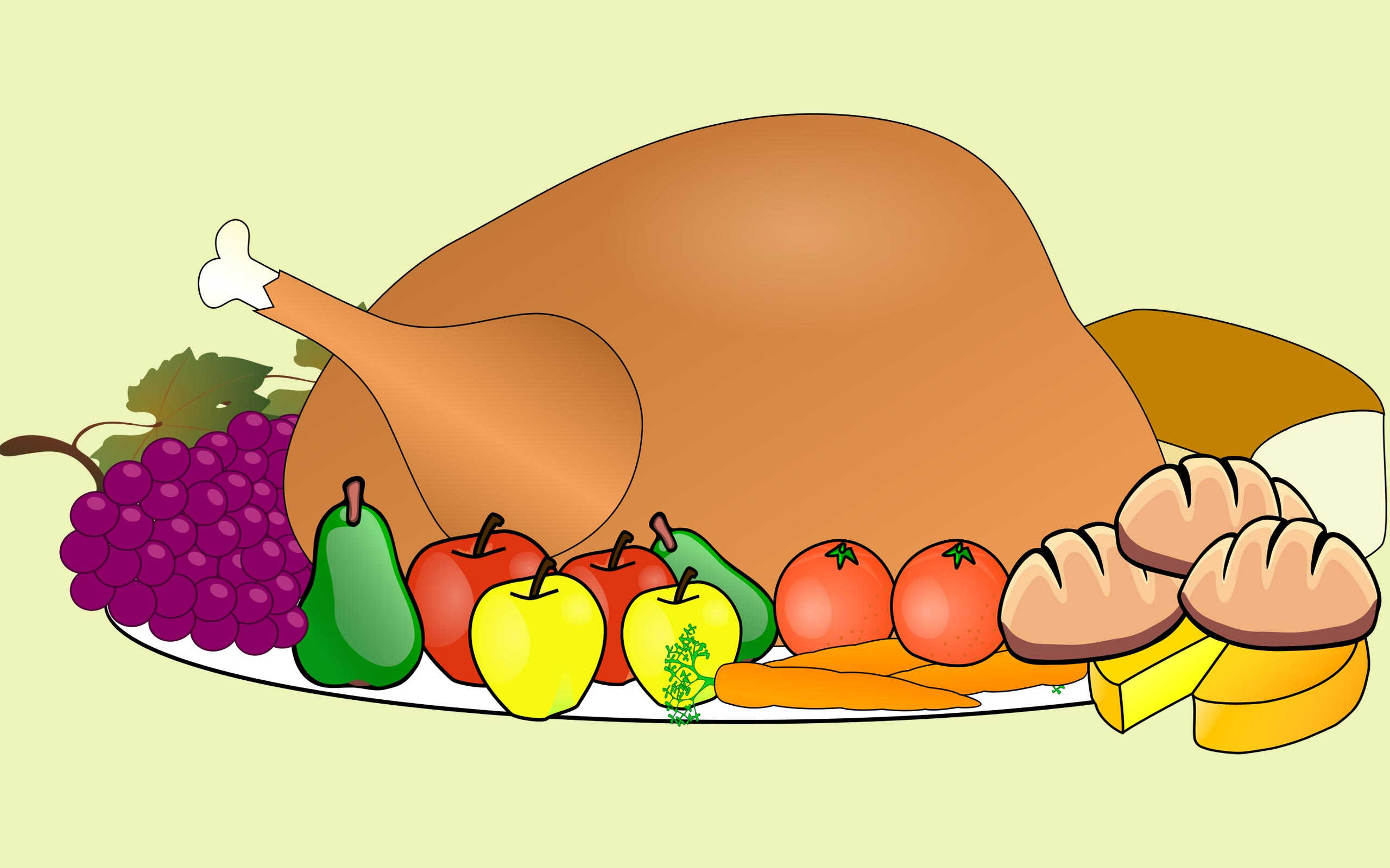 Thanksgiving Food Clipart ClipArt Best