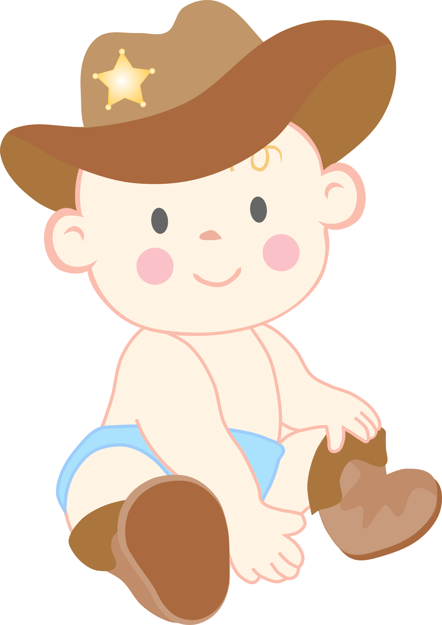 COWBOY BABY BOY - ClipArt Best