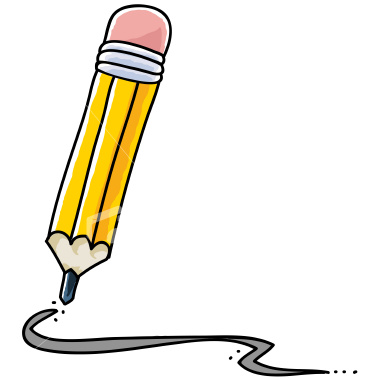 Writing Pencil Clipart - ClipArt Best