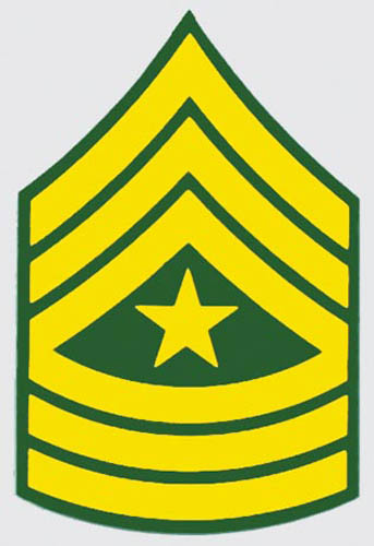 free military rank clip art - photo #5