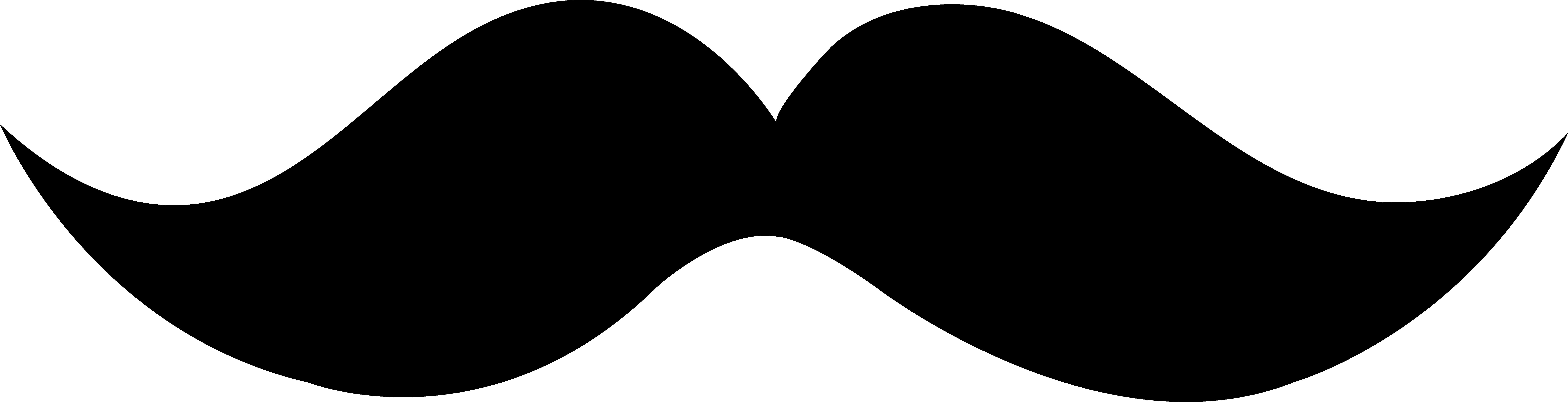 Moustache Logo Vector - ClipArt Best
