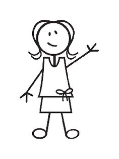 Free Stick Figure Clip Art Pictures - Clipartix