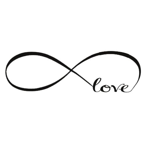 Infinity Symbol Love - ClipArt Best