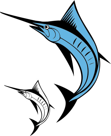 Sailfish Clip Art, Vector Images & Illustrations