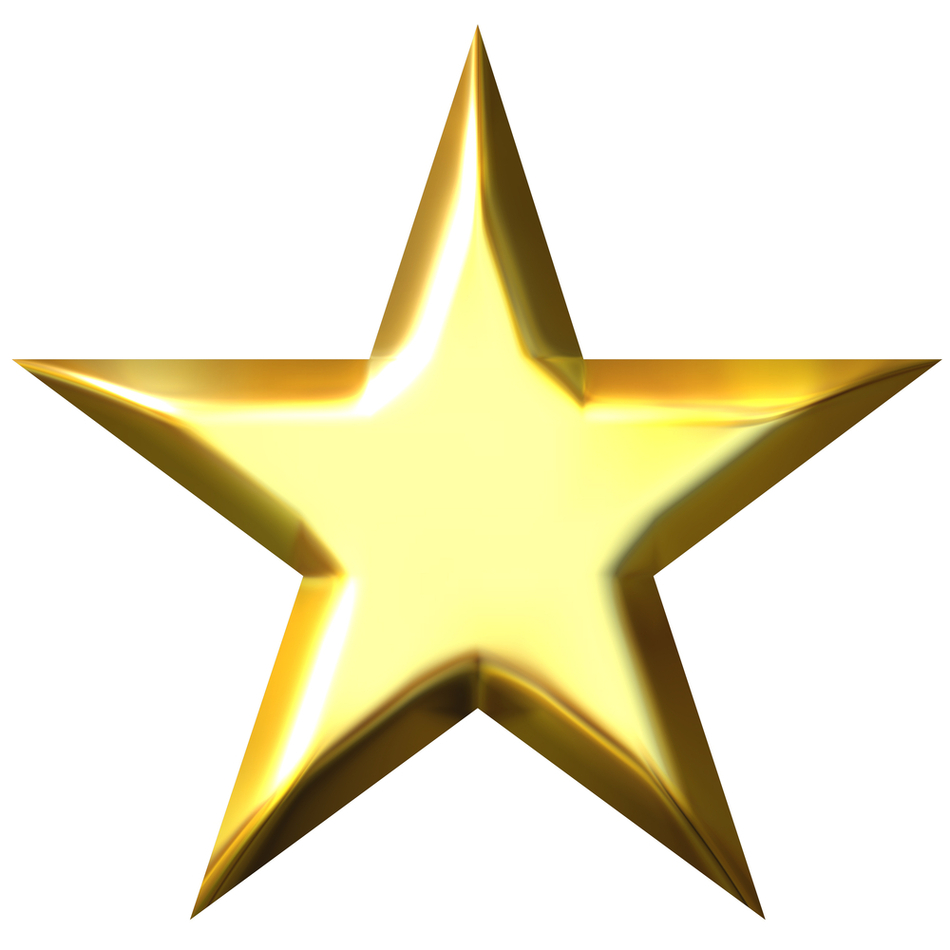 Gold Star Picture - ClipArt Best