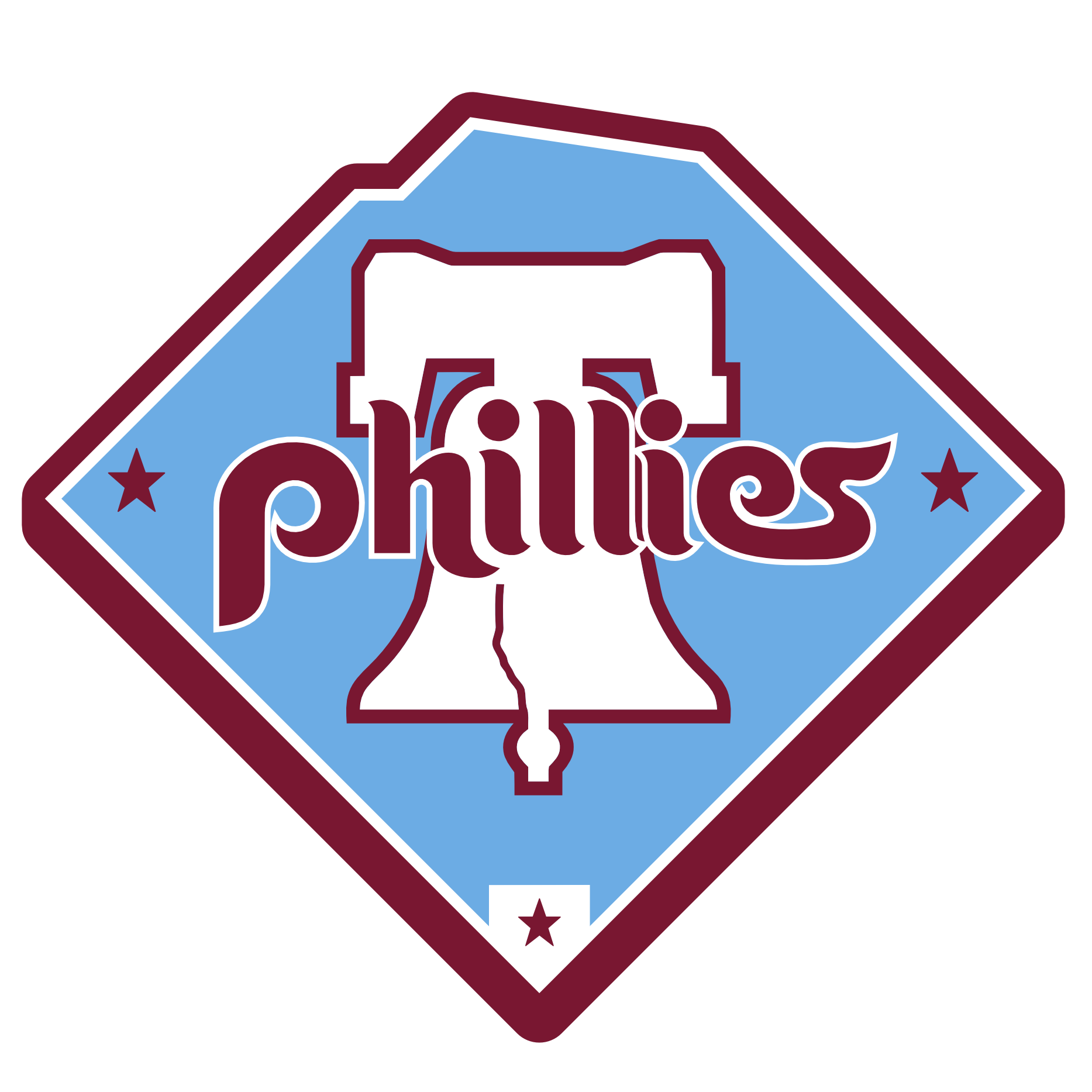 Philadelphia Phillies: Primary Logo 2.0 | Flickr - Photo Sharing ...