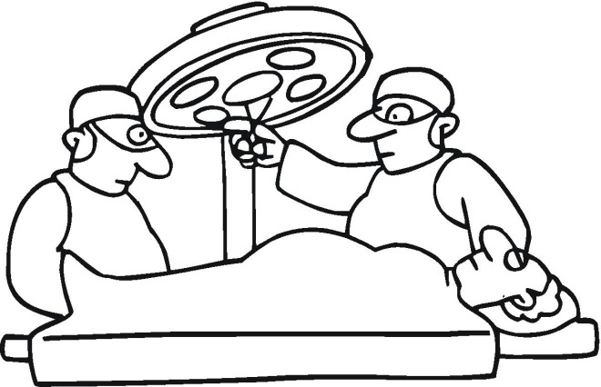 medical coloring pages - photo#19