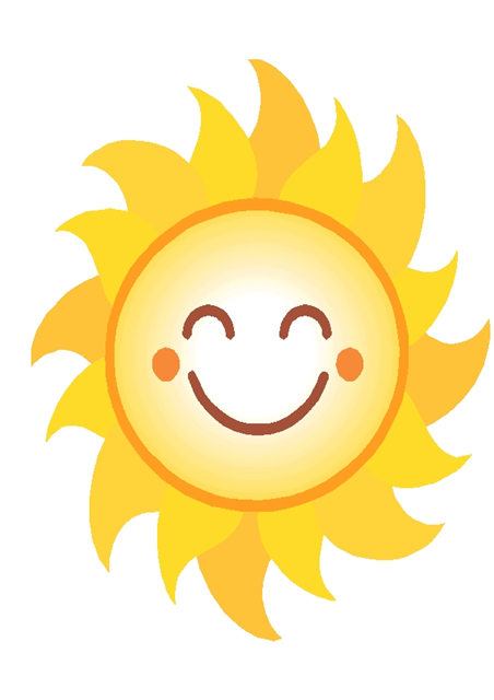 Sun Pictures For Kids - ClipArt Best