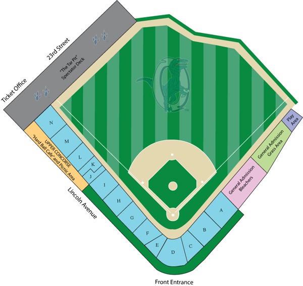 Printable Baseball Field - ClipArt Best