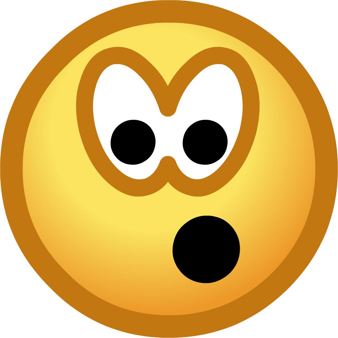 Surprise Smiley Face - ClipArt Best