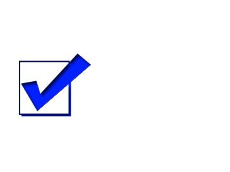 Powerpoint Clip Art Check