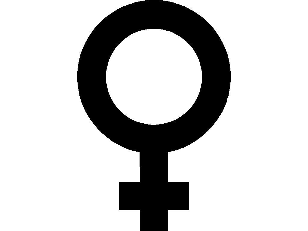 Male Symbols Female Symbols 58