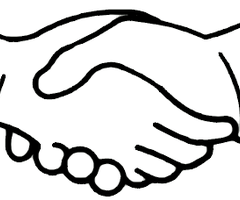 Hands shaking picture clipart best - Images From Www Wpclipart Com On We Heart It Clipart