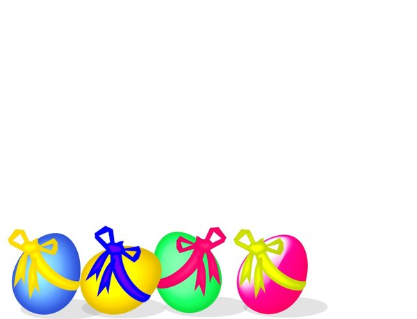 free clip art borders for easter - photo #2