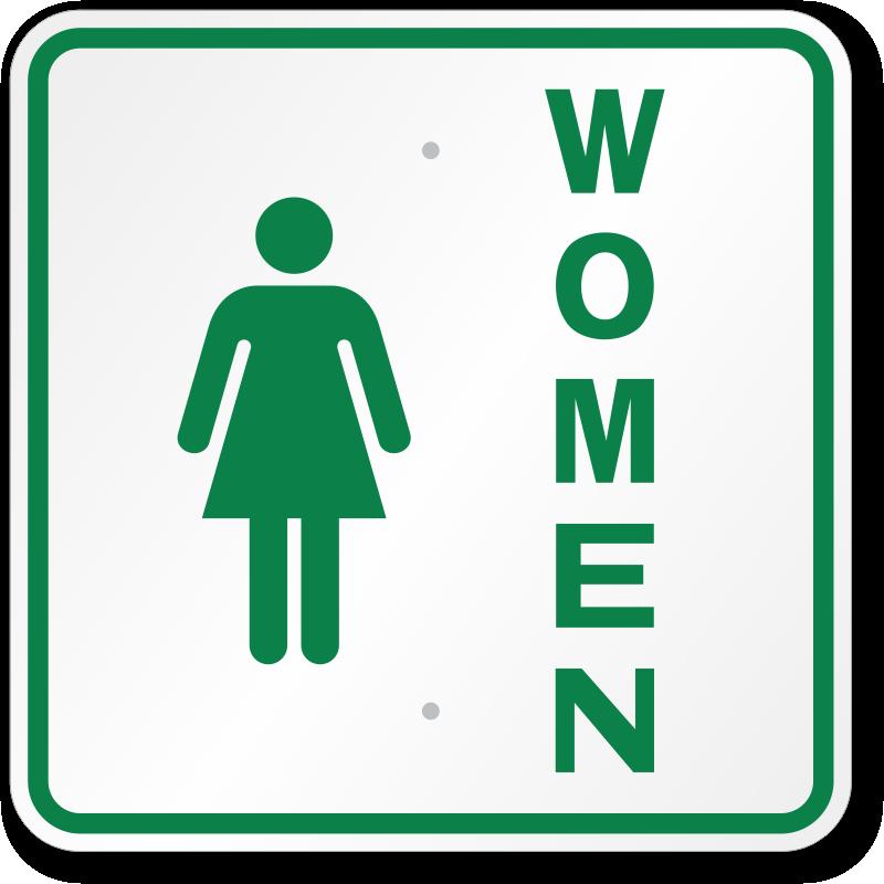 Men Women Toilet Signs Clipart Best