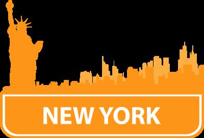 Free Clip Art New York Skyline