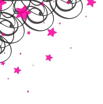 border design in pink clipart best