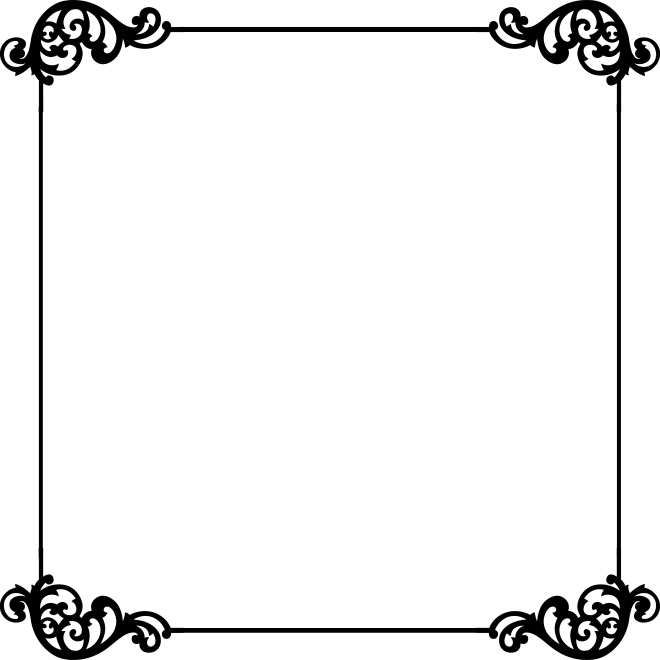 free clip art frame templates - photo #33