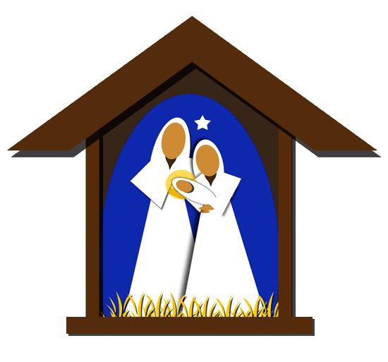 Free Christmas Nativity Clip Art - ClipArt Best