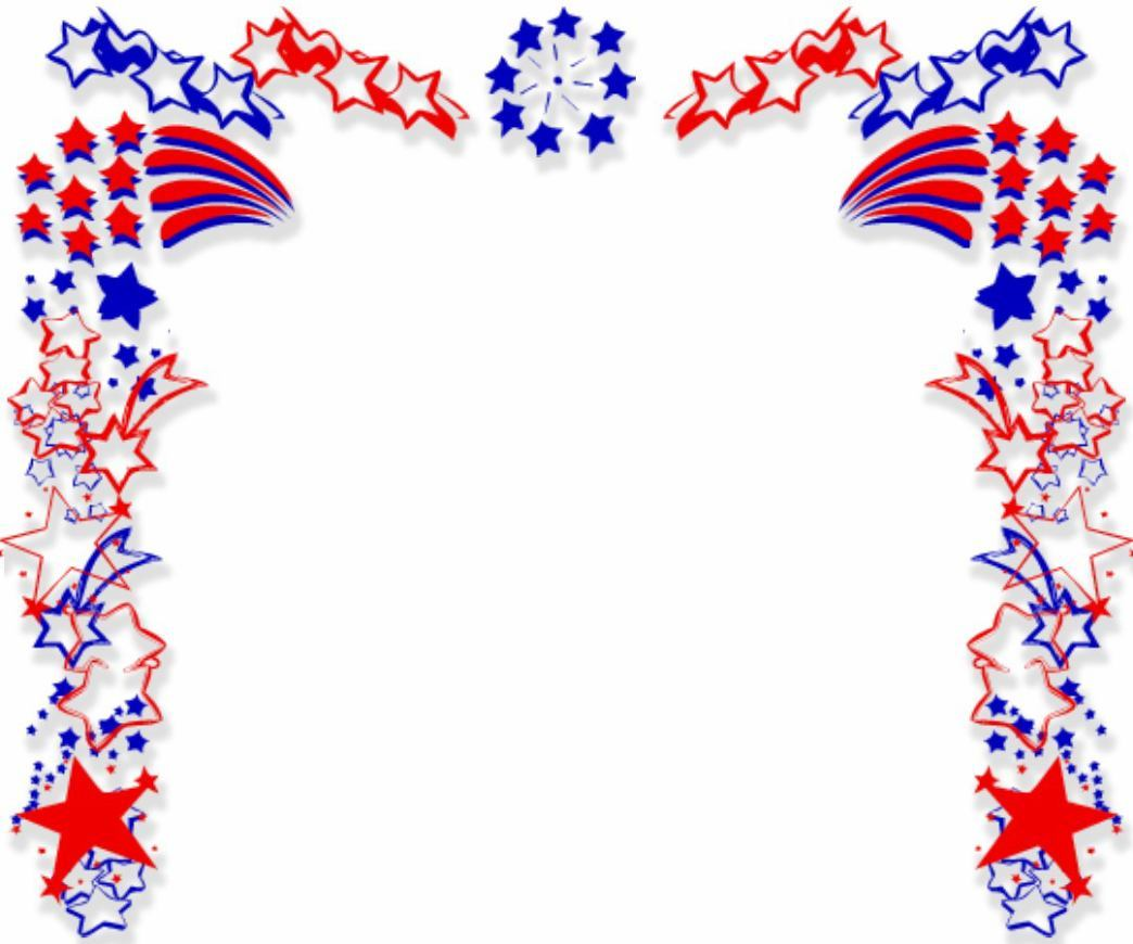 10 free patriotic clip art borders free cliparts that you can download ...