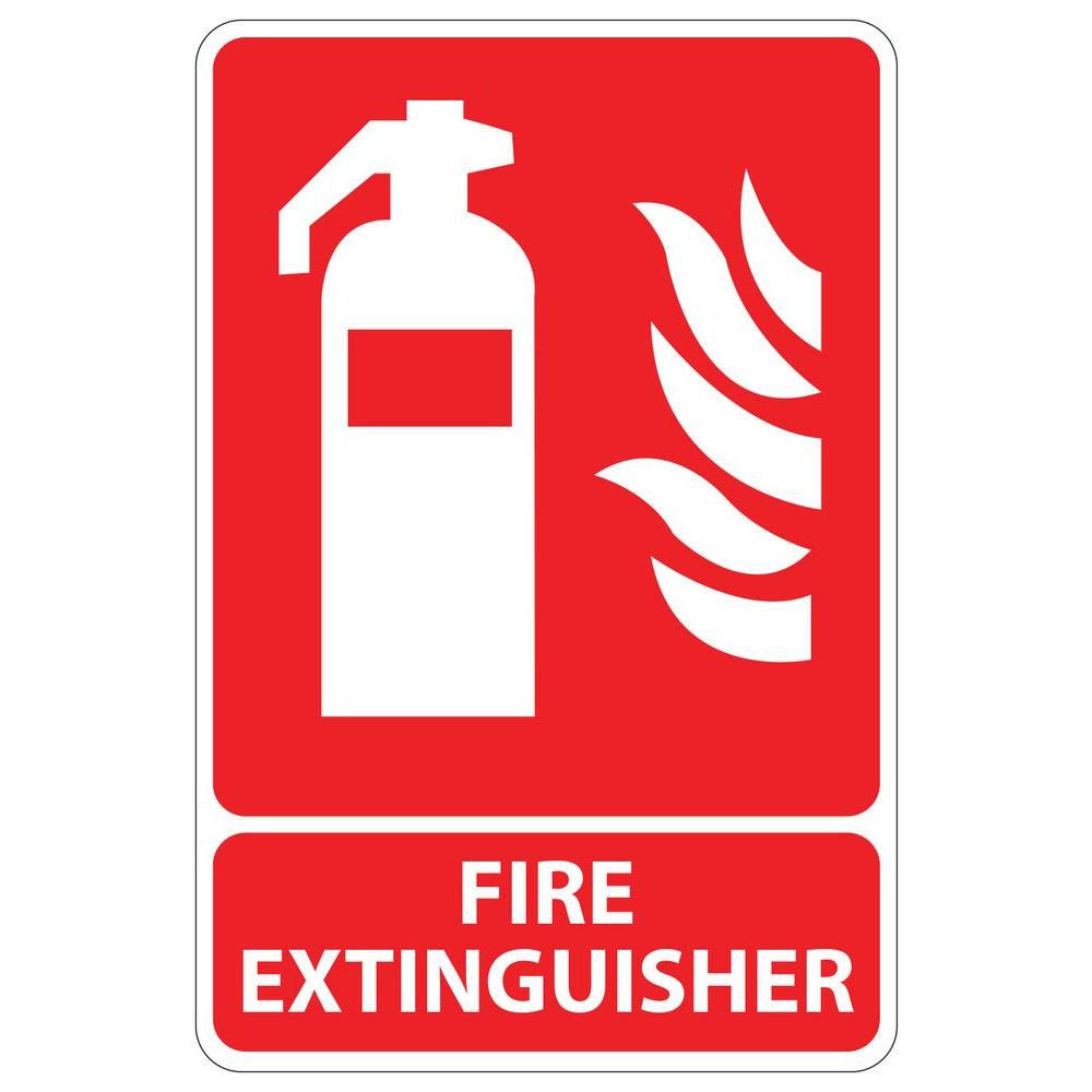 A fire extinguisher for her asshole 1