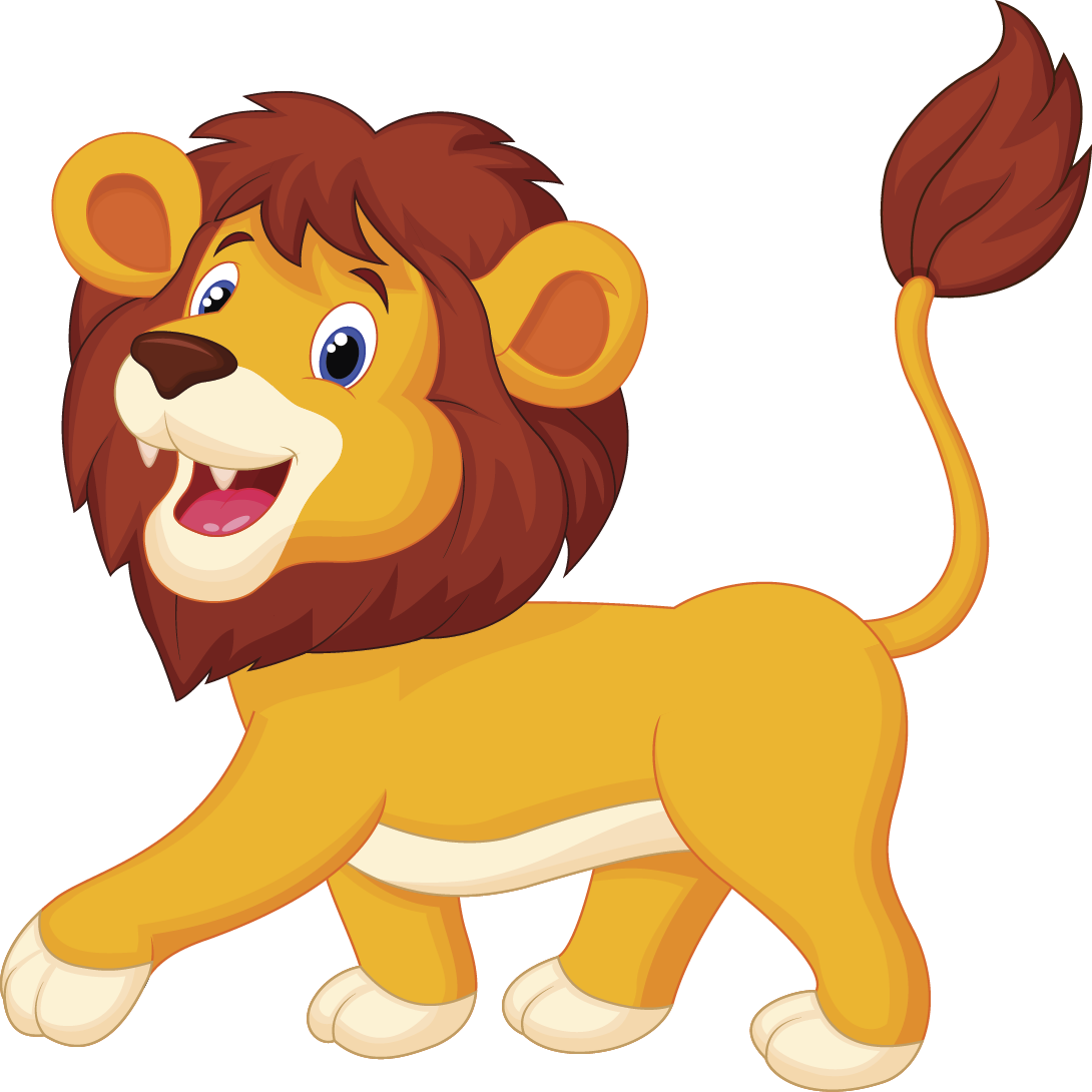 Roaring Lion Cartoon - ClipArt Best