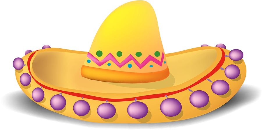 clip art mexican hat - photo #14