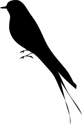 Bird Clipart Silhouette - ClipArt Best