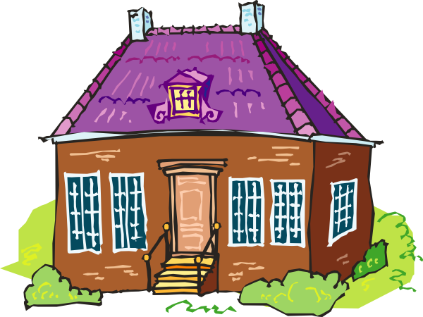House clipart best for My house images