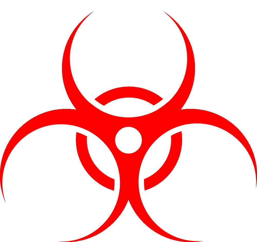 cool biohazard symbols clipart best computer virus clip art free Transparent Computer Virus