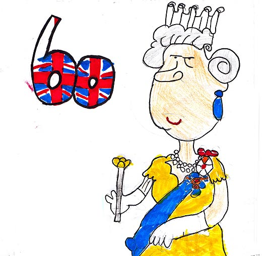 Queen Crown Cartoon - ClipArt Best