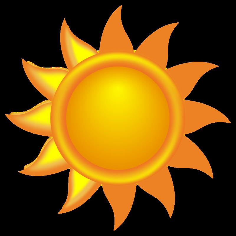 clipart of sun - photo #7