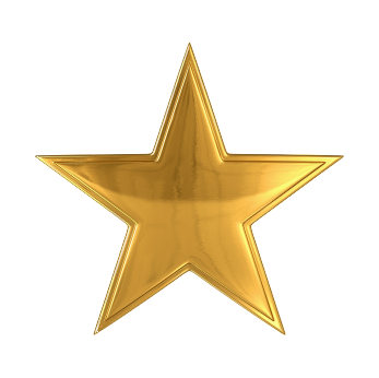 Pictures Of Gold Stars - ClipArt Best