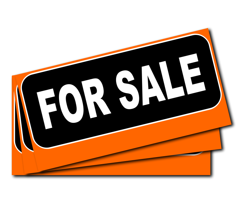 For Sale Sold Sign: For Sale Sign Printable