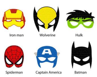 Superhero Mask Clipart Best Clipart Best