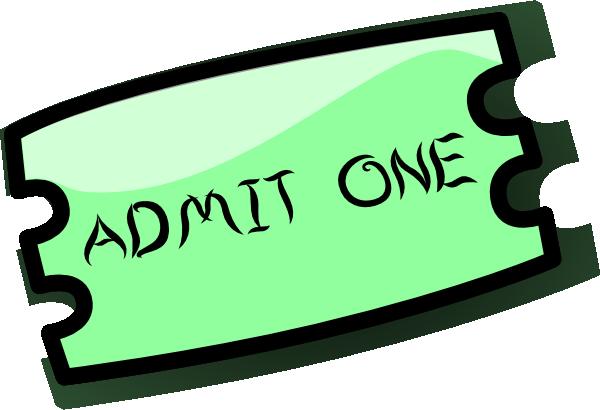 Ticket Clip Ticket Clip Art Vector Clip