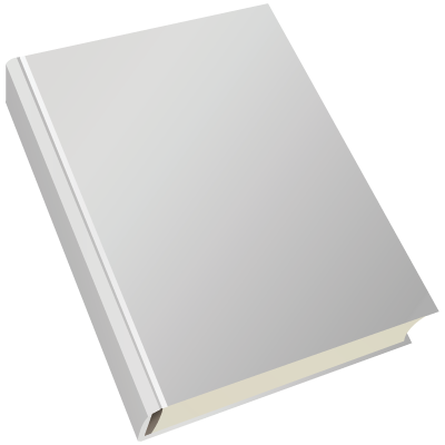book cover blank clipart best