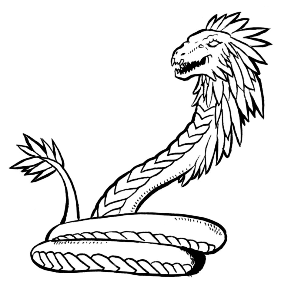 coloring pages cotton mouth snake - photo#26