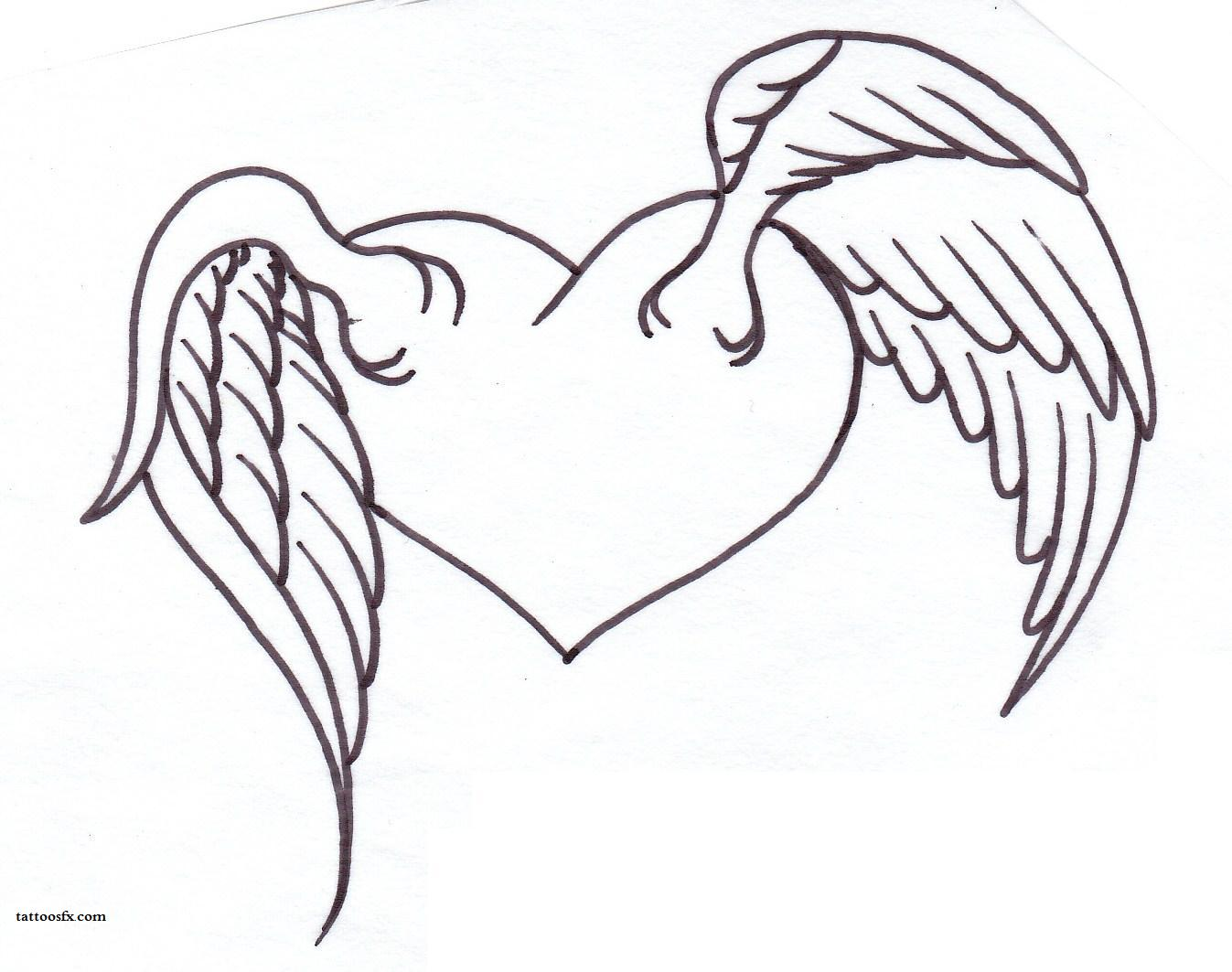 Angel Tattoo Designs Free Downloads Angel Wing Tattoo Designs