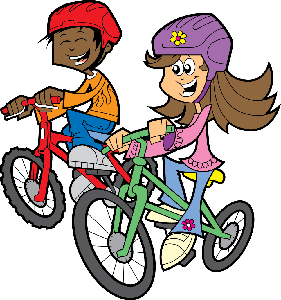 Cartoon Bike - ClipArt Best