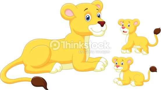Cartoon Lioness - ClipArt Best
