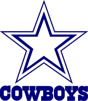 Dallas Cowboy Clip Art - ClipArt Best