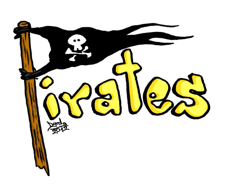 Pirates logo by McDardy on DeviantArt