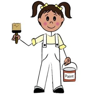 House Painter Clipart - ClipArt Best