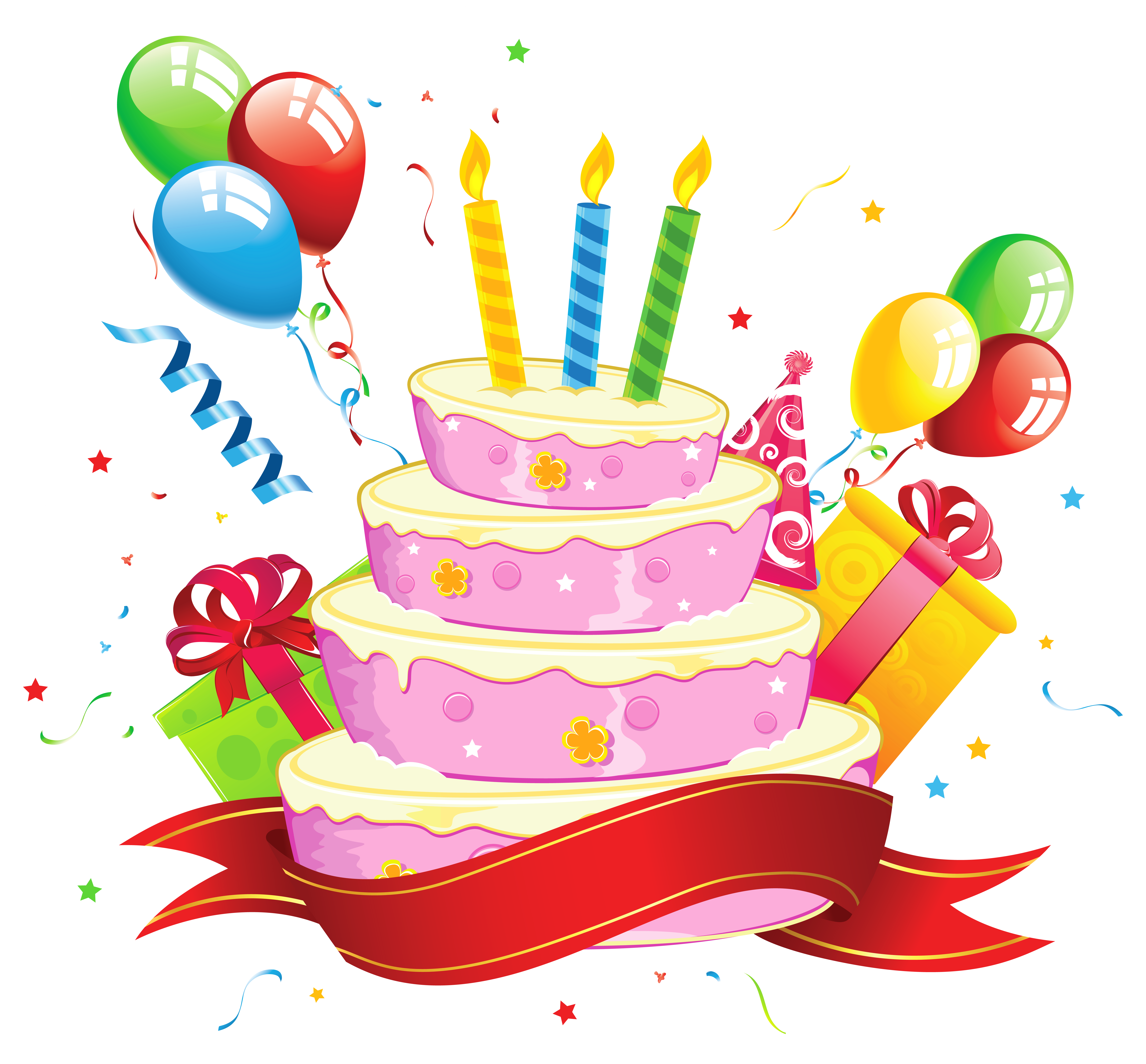 Image Birthday Cake - ClipArt Best - ClipArt Best