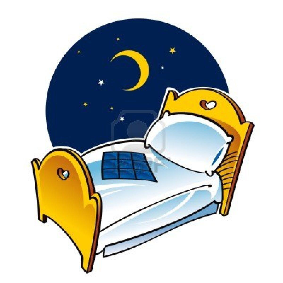 Good Sleep Clipart - ClipArt Best