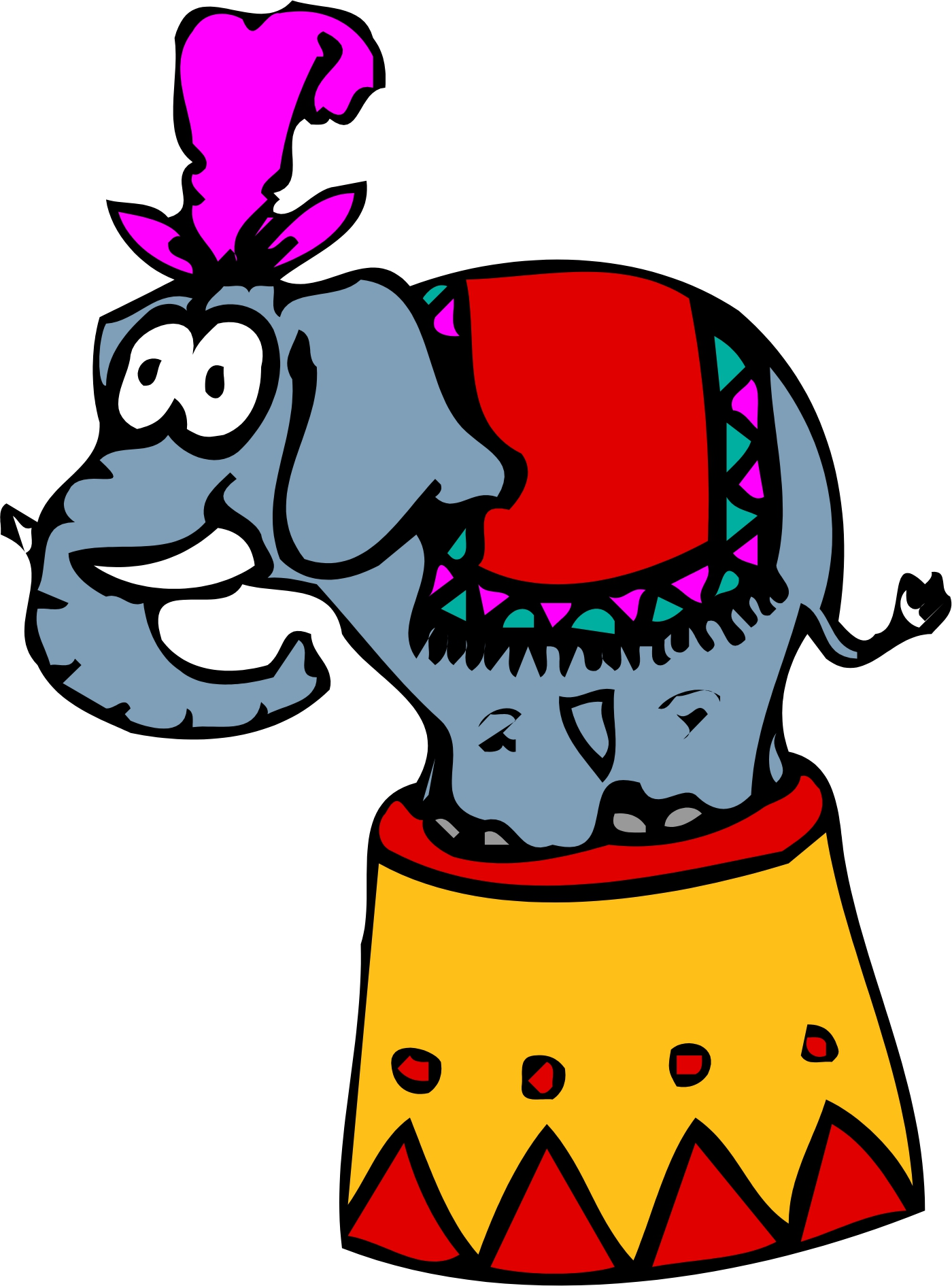 cartoon circus free cliparts that you can download to you computer ...