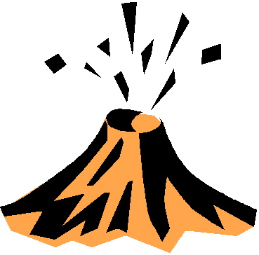 Volcano Clip Art Free - Free Clipart Images